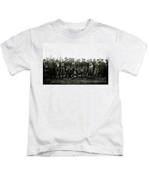1921 Green Bay Packers Team Kids T-Shirt