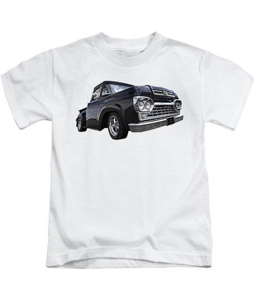 1960 Ford F100 Truck Kids T-Shirt