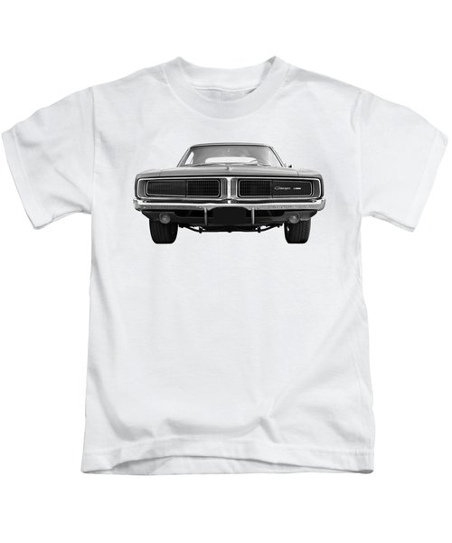 1969 Dodge Charger  Kids T-Shirt