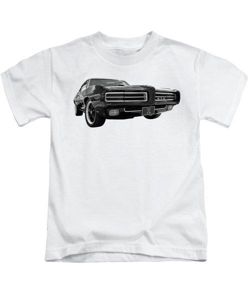 1969 Pontiac Gto The Goat Kids T-Shirt