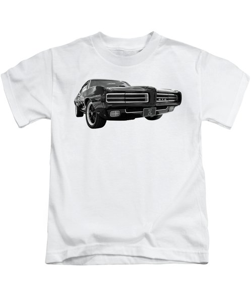 1969 Pontiac Gto The Goat Kids T-Shirt