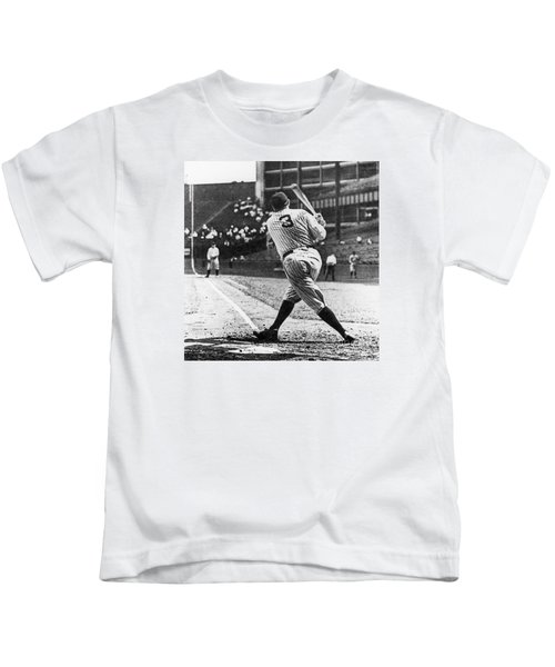 Babe Ruth Kids T-Shirt by American School
