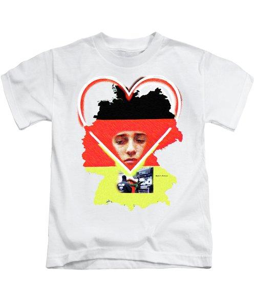 Berlin Christmas Market Kids T-Shirt