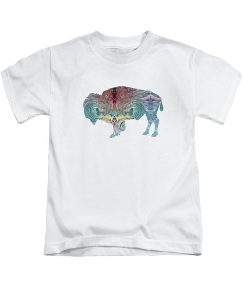 Bison Kids T-Shirt