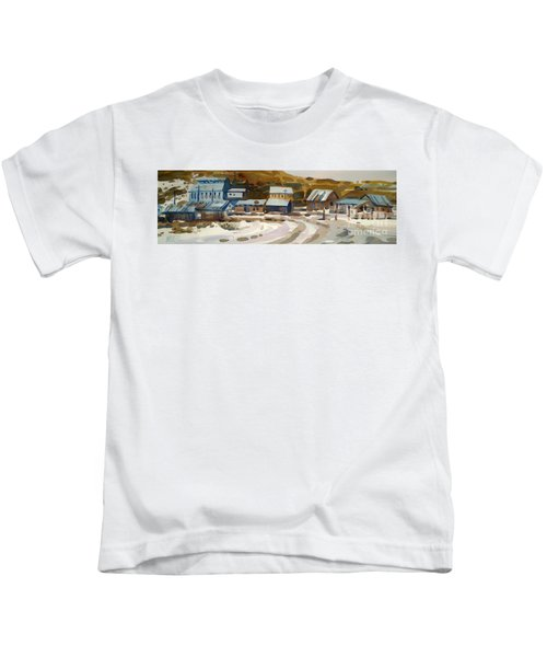 Bodie California 1979 Kids T-Shirt