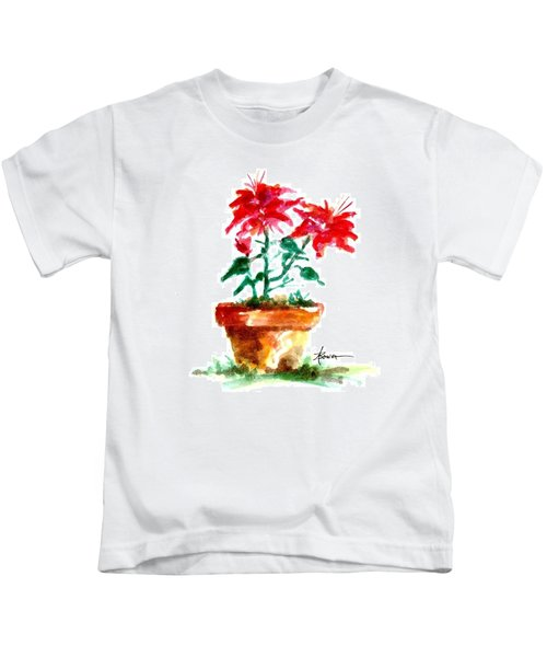 Cracked Pot  Kids T-Shirt