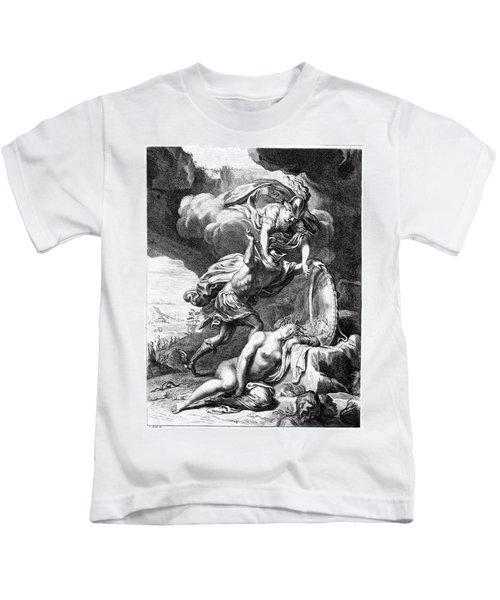 Mythology: Perseus Kids T-Shirt