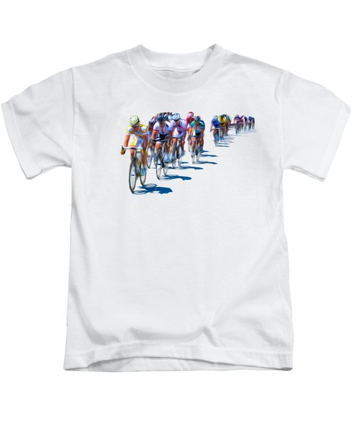 Philadelphia Bike Race Kids T-Shirt