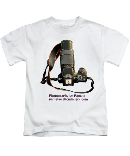 Photography By Pamela Kids T-Shirt