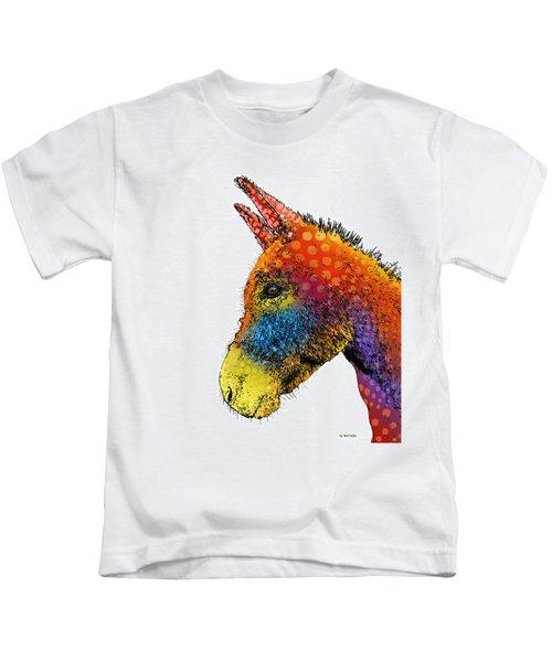 Spotted Donkey Kids T-Shirt