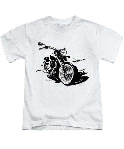 2013 Kawasaki Vulcan Classic Graphic Kids T-Shirt