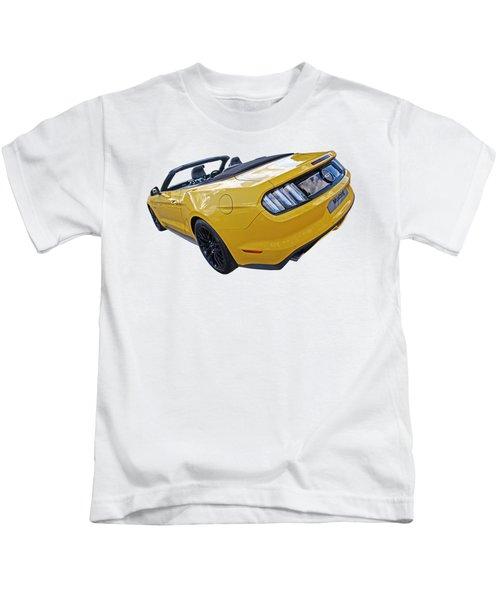 2016 Rhd Mustang Gt Kids T-Shirt