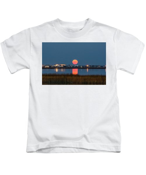 2017 Supermoon Kids T-Shirt