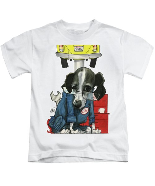 2493 Cinquini Kids T-Shirt