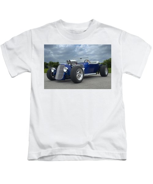 1923 Ford Bucket T Hot Rod Kids T-Shirt