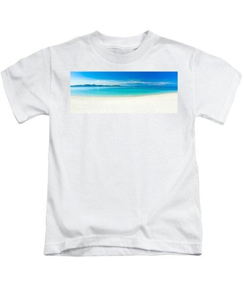 Beach Panorama Kids T-Shirt