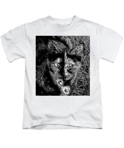 Coconut The Cat Kids T-Shirt
