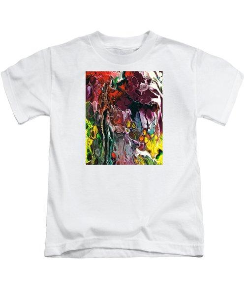 Detail Of Auto Body Paint Technician 4 Kids T-Shirt