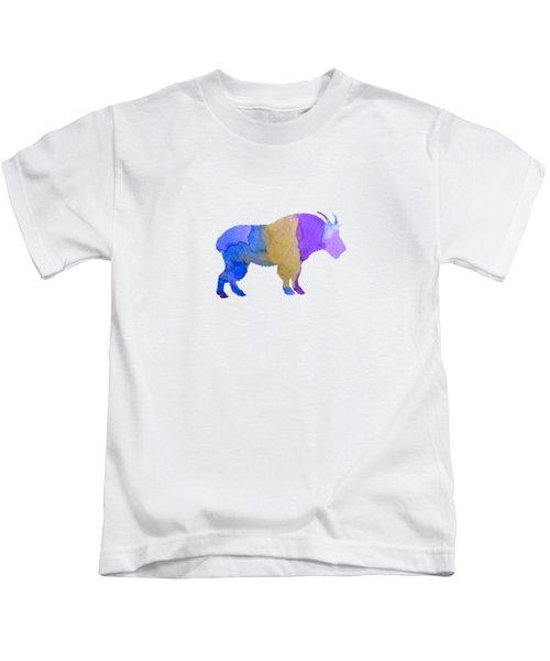 Goat Kids T-Shirt by Mordax Furittus
