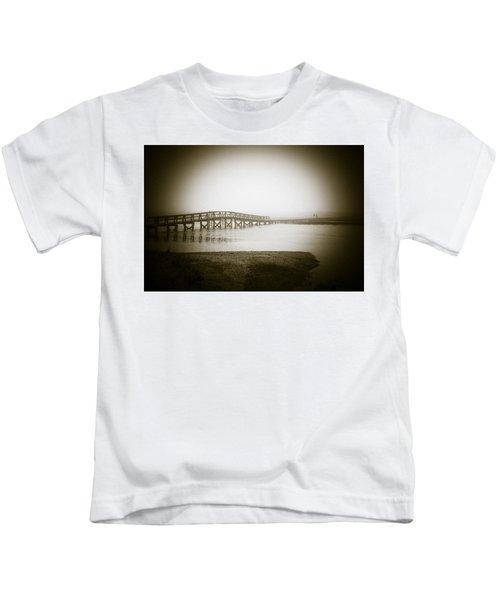 Sandwich Boardwalk Kids T-Shirt