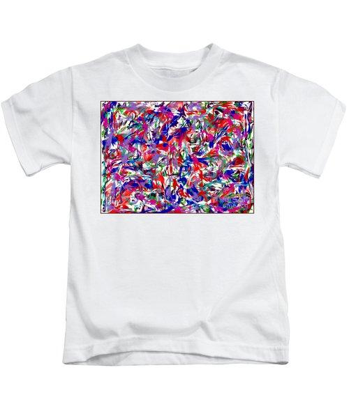 B T Y L Kids T-Shirt