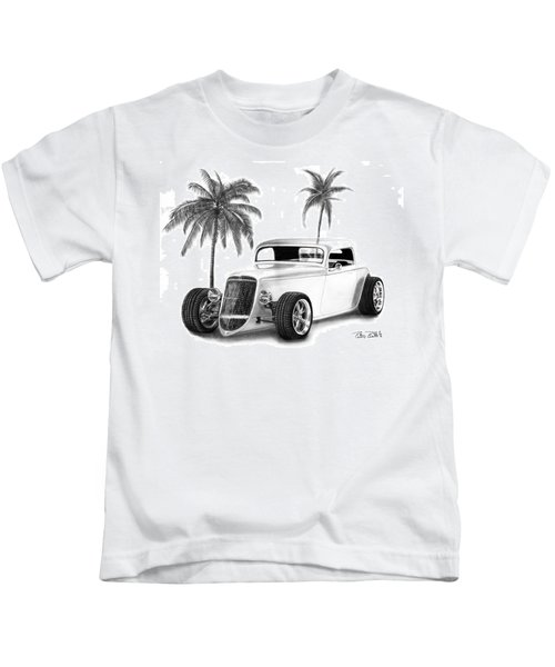 33 Ford Coupe Kids T-Shirt