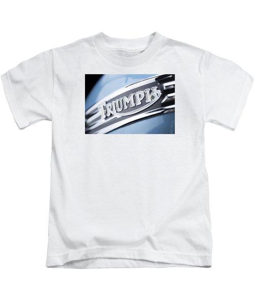 1949 Triumph Trophy Kids T-Shirt
