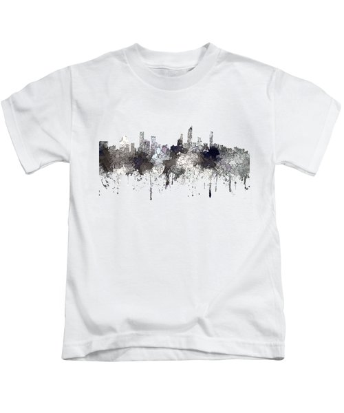 Gold Coast Australia Skyline  Kids T-Shirt