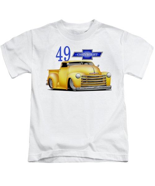 49 Chevrolet Kids T-Shirt