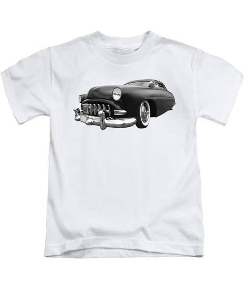 52 Hudson Pacemaker Coupe Kids T-Shirt