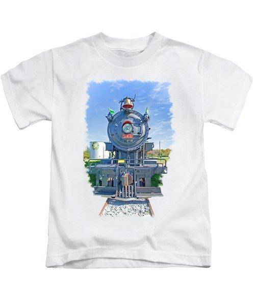 542 Kids T-Shirt by Larry Bishop