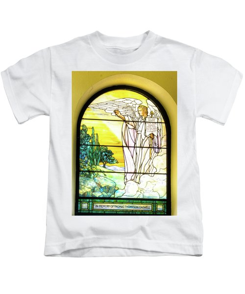 Saint Anne's Windows Kids T-Shirt