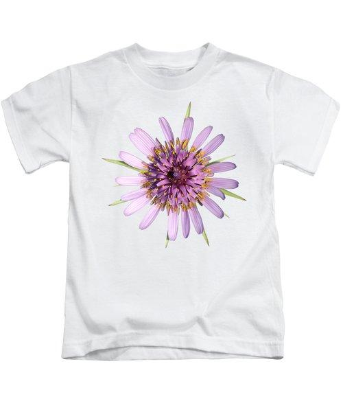 Salsify Flower Kids T-Shirt