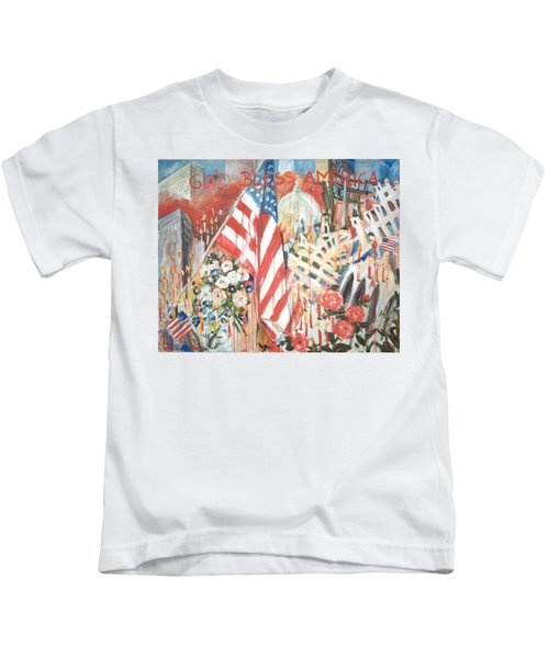 9-11 Attack Kids T-Shirt