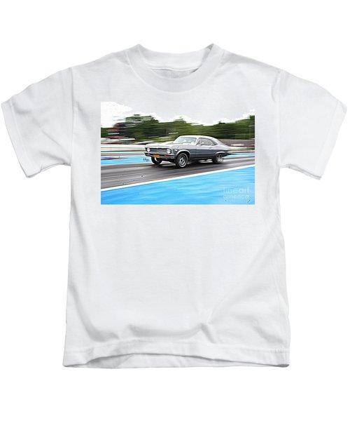 9030 06-15-2015 Esta Safety Park Kids T-Shirt