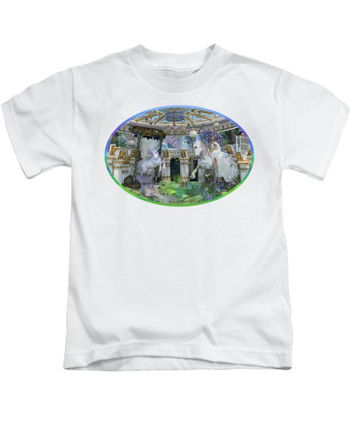 A Curious Dream Kids T-Shirt