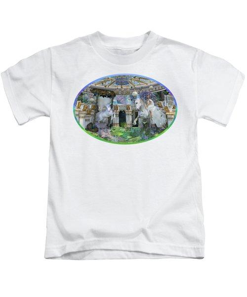 A Curious Dream Kids T-Shirt