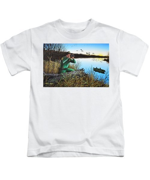 A Day At The Office - Icoo Kids T-Shirt