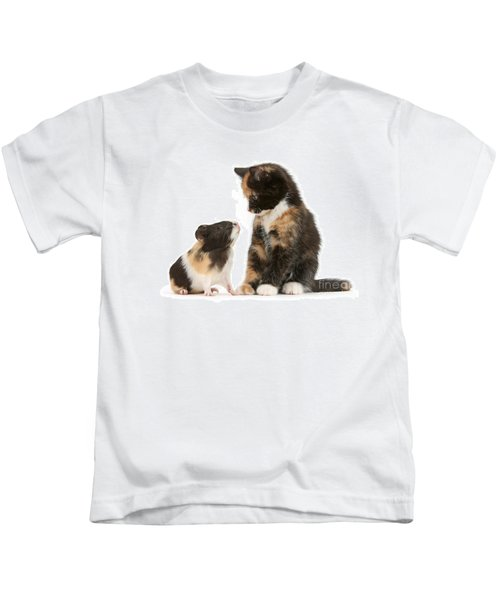 A Guinea For Your Thoughts Kids T-Shirt