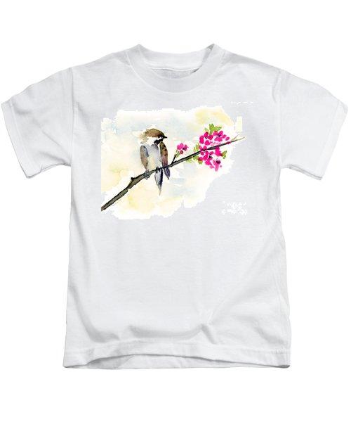 A Little Bother Kids T-Shirt by Amy Kirkpatrick