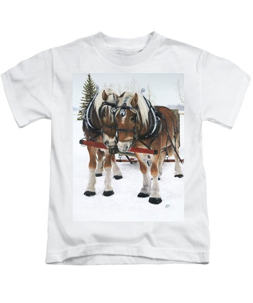 A Loving Union Kids T-Shirt