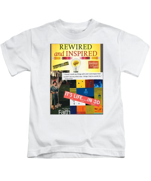 A New Look On Life Kids T-Shirt