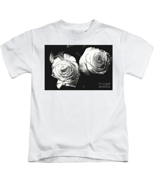 A Perfect Pair Bw Kids T-Shirt