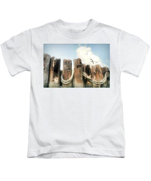 It's A Shore Thing Kids T-Shirt