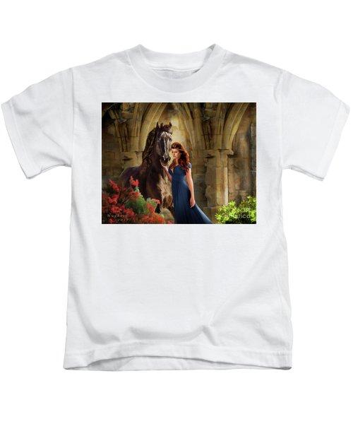A Spanish Night Kids T-Shirt