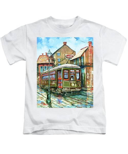 A Streetcar Named Desire Kids T-Shirt