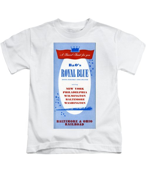A Travel Treat For You Kids T-Shirt