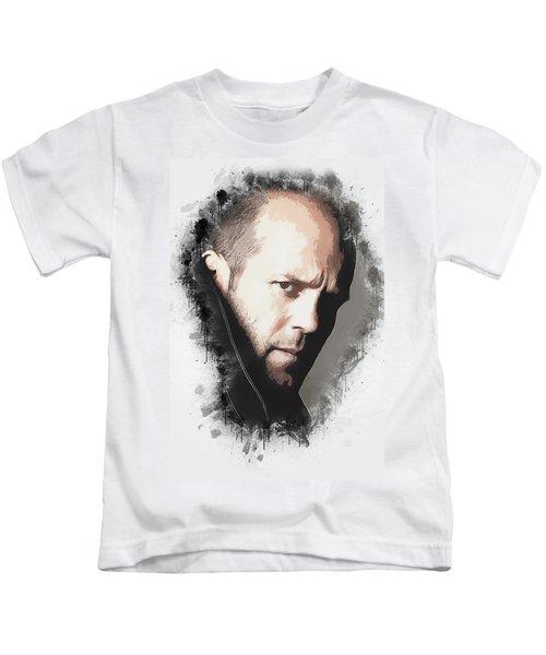 A Tribute To Jason Statham Kids T-Shirt