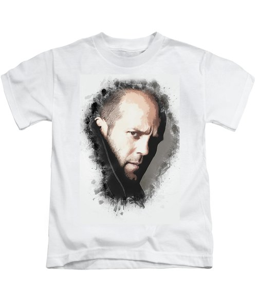 A Tribute To Jason Statham Kids T-Shirt