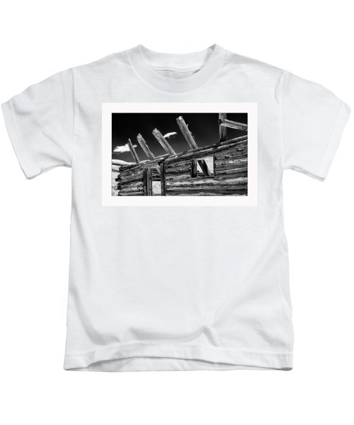 Abandon View Kids T-Shirt